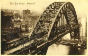 The new Tyne Bridge at Newcastle