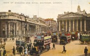 The Bank of England and the Royal Exchange