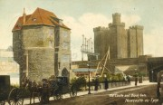 Old Castle and Black Gate, Newcastle-on-Tyne