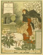 Catalogue cover for Belle Jardiniere, December Issue