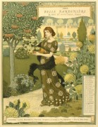 Catalogue cover for Belle Jardiniere, September Issue