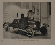 Delivery Van for Edison Swan Electric Co. Ltd
