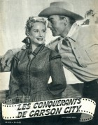 Randolph Scott and Lucille Norman