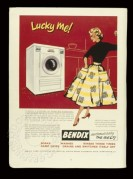 Advert for Bendix Washing Machines