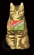 Toby Cat Logo for Almidon Hoffmann Starch