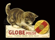 Advert for Globe Polish