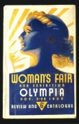 Woman's Fair and Exhibition in Olympia, London