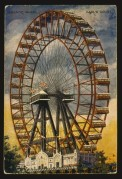 The Big Wheel at Earls Court, London
