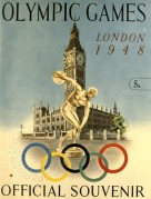 Olympic Games Souvenir Brochure