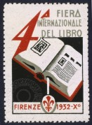 Poster Stamp for Book Fair