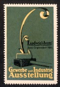 Poster Stamp for Industry Exhibition