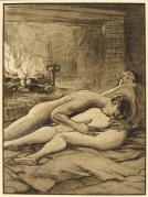 Lady Chatterleys Lover illustration, French