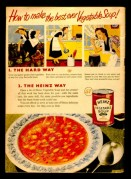 Heinz Vegetable Soup Advert