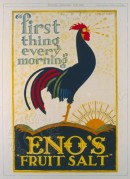 Advert for Eno's Fruit Salt