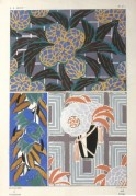 Abstract Art Deco Pattern, Plate 5