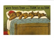 Teddy Bears' Games in Bed