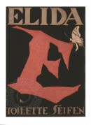 Advert for Elida Soap