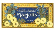 Label for Marjolis Soap