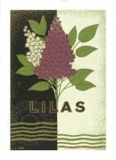 Packaging for Lilas Perfume