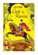 Packaging for Lotion Cuir de Russie