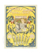 Poster for Societe Chimique perfumes