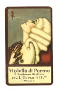 Label for 'Violetta di Parma' Perfume