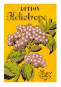 Poster for Heliotrope lotion