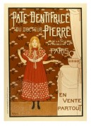 Advert for Doctor Pierre Toothpaste