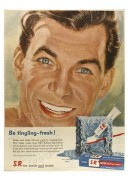 Advert for SR  Toothpaste
