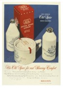 Advert for Old Spice Shaving Requisites
