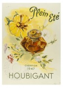 Advert for Houbigant Fragrance