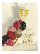 Advert for Lentheric Perfume
