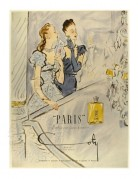 Advert for Coty Perfume