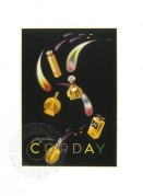 Advert for Corday Perfumes