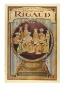 Advert for the Rigaud Range of Perfumes