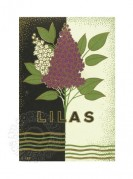 Poster for Lilas Perfume