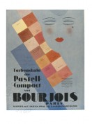 German Advert for Bourjois Compacts