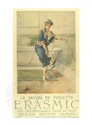 Advert for Erasmic Soap