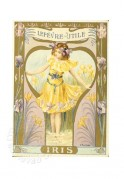 Label for Iris Perfume