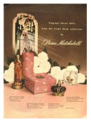 Advert for Prince Matchabelli Fragrances
