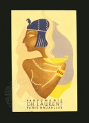 C.H. Laurent Perfume Card