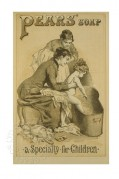 Advert for Pears Soap