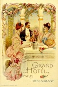 The Grand Hotel Restaurant, Paris