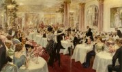 Supper at The Savoy