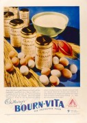 Advert for Cadbury's Bourn-Vita