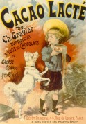 Advert for Cacao Lacte