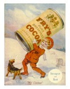 Advert for Fry's Pure Breakfast Cocoa