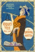 Advert for Riquet Tea