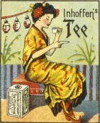Advert for Inhoffen's Tea