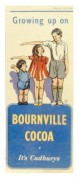 Advert for Bournville Cocoa